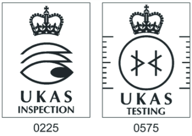 UKAS accredited for asbestos services and asbestos testing